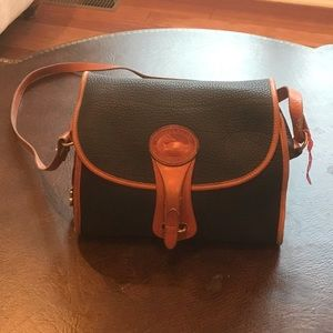 Vintage Dooney & Bourke All-Weather Leather